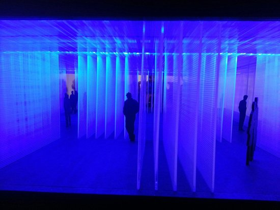 MAXXI - Museo Nazionale Delle Arti del XXI Secolo : Led