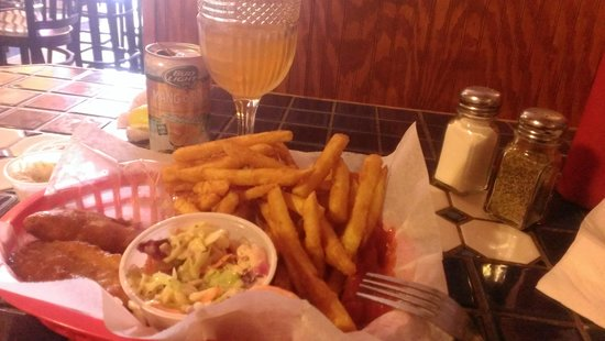 Bumpin Buffalo Bar & Grill: Fish & Chips