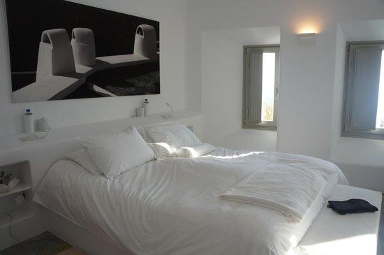Grace Santorini Hotel : Junior suite