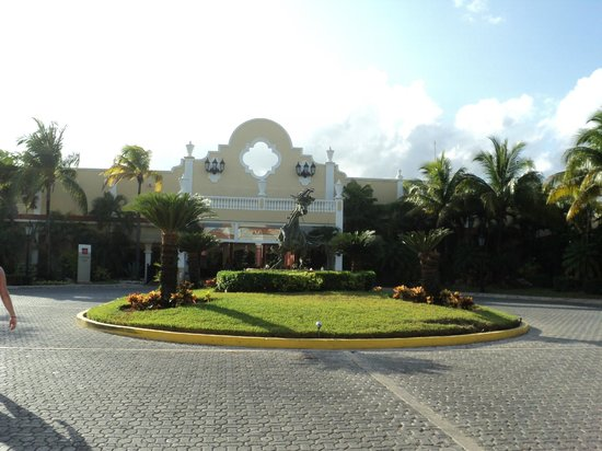 ClubHotel Riu Tequila : Entrance
