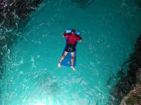 Citronella: In the cave