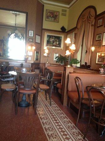 Caffe Poliziano: Stile romantico
