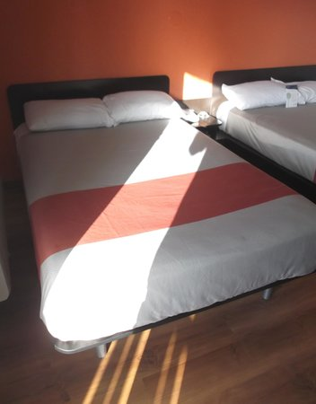 Motel 6 Ventura Beach : 2 confortable beds