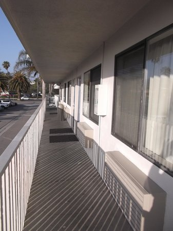 Motel 6 Ventura Beach: Photo 16 avril 2014.