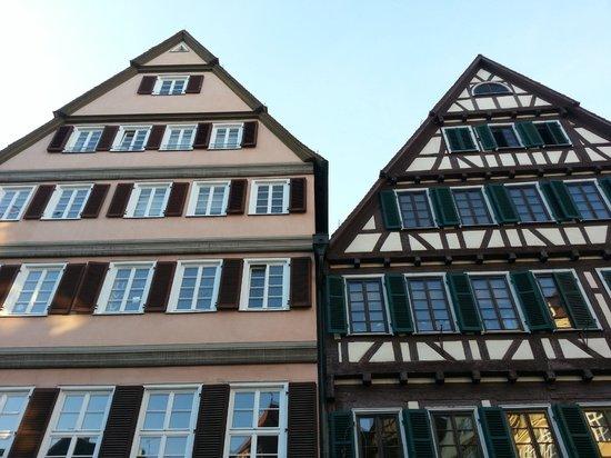 Market Square (Marktplatz): Charming old-world buildings