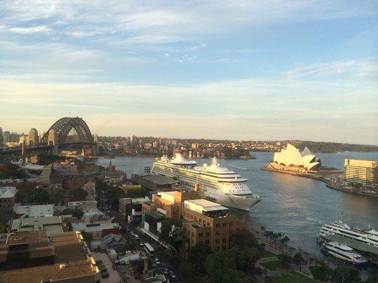 Four Seasons Room Service Sydney