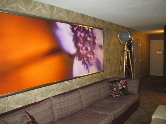 MGM Grand Hotel and Casino : Executive King Suite