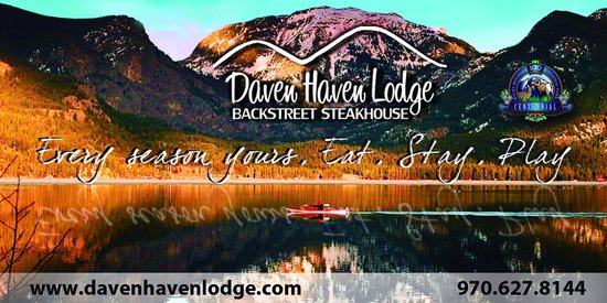 Daven Haven Lodge & Cabins: Eat Play Stay