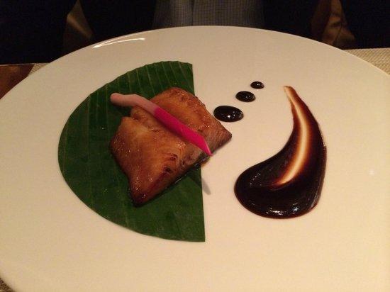 Le Royal Monceau-Raffles Paris : Le Cuisine - fish