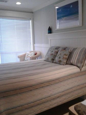 Fripp Island Resort: Queen bed