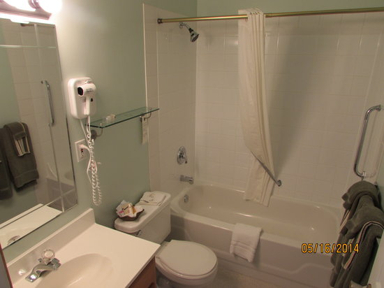 Newcastle Country Inn: 11 Beautifully clean bathrooms
