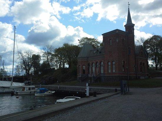 Skeppsholmen: antico edificio