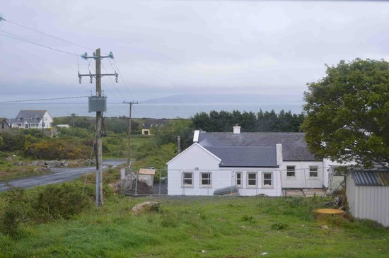 Galway Bay Cottages: View from window