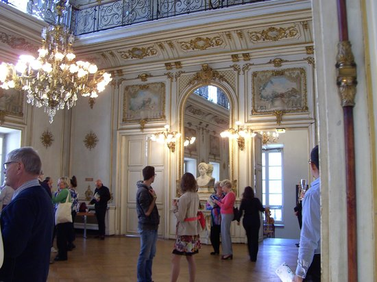 Opéra National du Rhin : Salle Paul Bastide during the interval