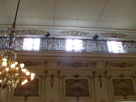 Opéra National du Rhin : Balcony of the Salle Paul Bastide