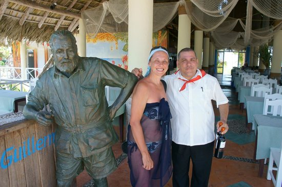 Melia Cayo Guillermo : Luis, Ernest and me:)))