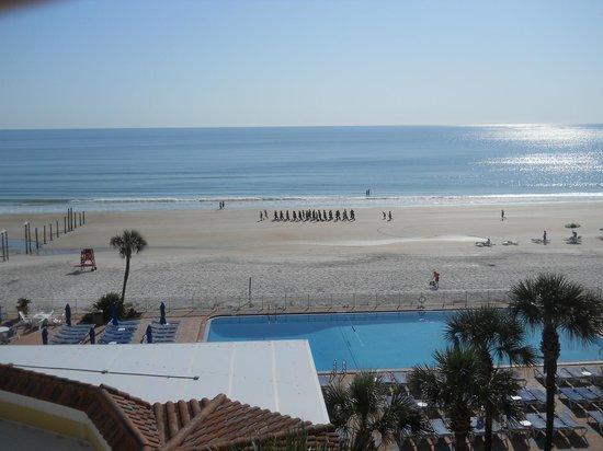 Plaza Resort & Spa : ocean view