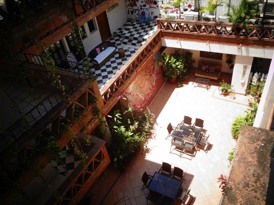 Catedral Vallarta Boutique Hotel: hotel