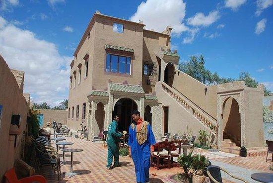Restaurant Oasis Tafilalet: Rachid