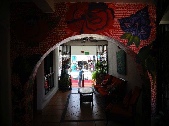 Catedral Vallarta Boutique Hotel : entrada