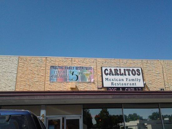 Carlitos': Great mexican foog