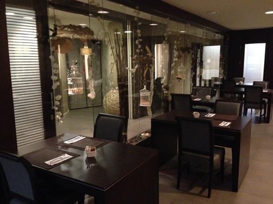 Best Western Premier Villa Fabiano Palace Hotel: Ristorante Quasimodo una veduta