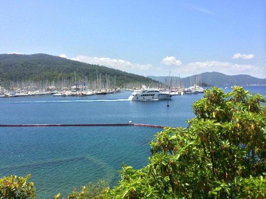 TUI SENSIMAR Marmaris Imperial Hotel: View across the bay