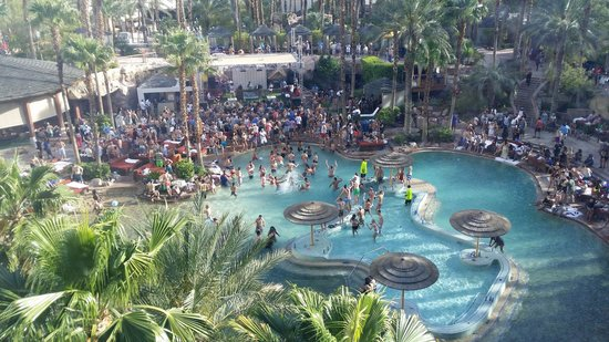 Hard Rock Casino Las Vegas Pool