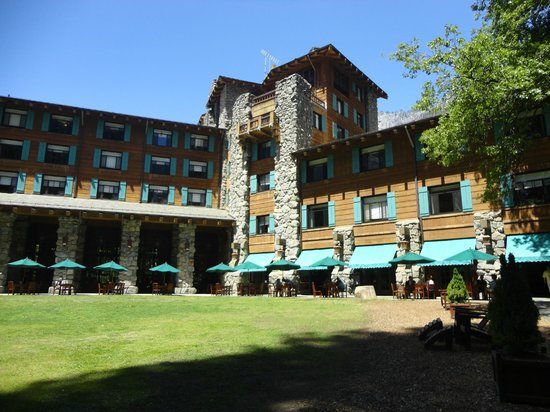 The Majestic Yosemite Hotel: The Ahwahnee Hotel