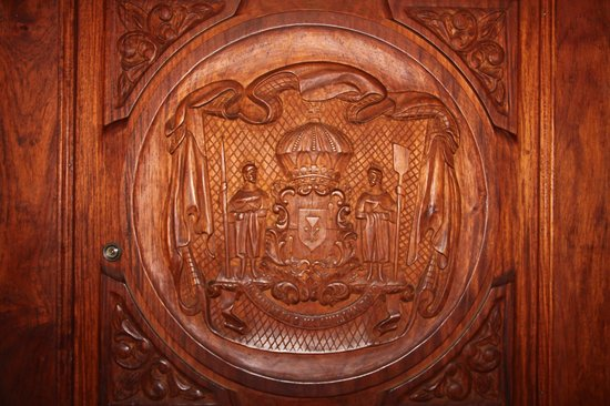 The Royal Hawaiian, a Luxury Collection Resort: door