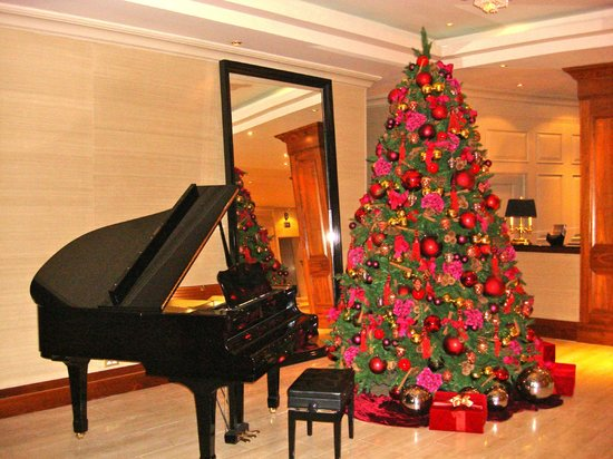 Christmas time at the Westbury!
