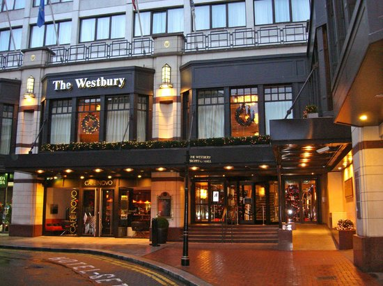The Westbury: Dublin Westbury Hotel