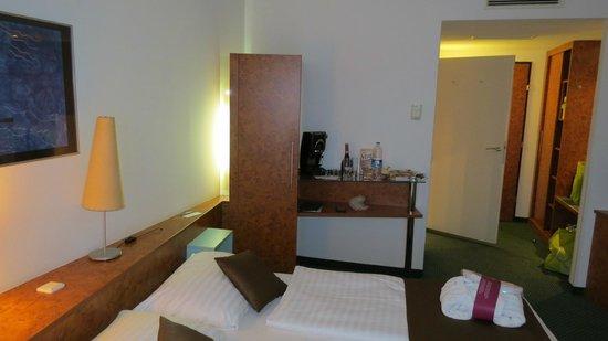 The Star Inn Hotel Graz: Mercure Graz Messe - quarto