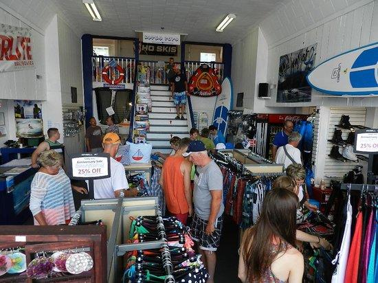 Shuswap Marina store