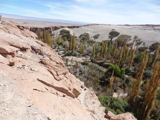 Quebrada de Jerez : Quebrada de Jere ou Valle de Jere