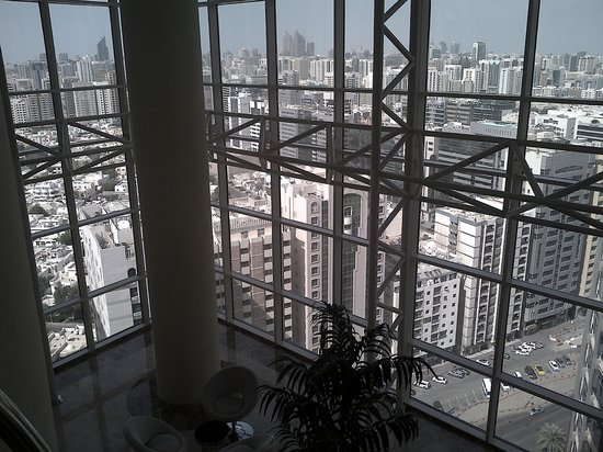 Grand Millennium Al Wahda: Upper floor views