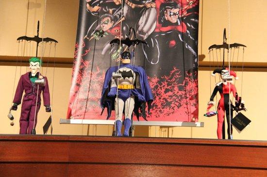 Geppi's Entertainment Museum: Batman marionette