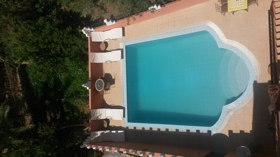 Dar Ayour : La piscine