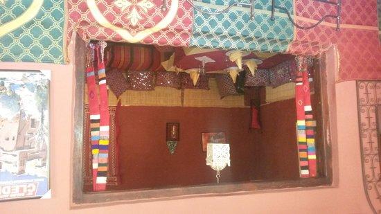 Dar Ayour : Le restaurant