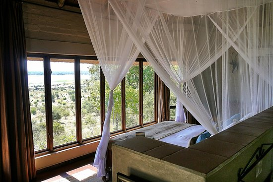 Ngoma Safari Lodge Suite & View