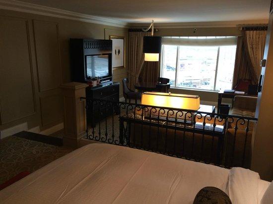Venetian Resort Hotel Casino : Guest room