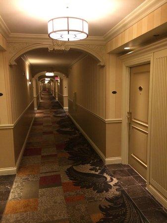 Venetian Resort Hotel Casino : Guest floor