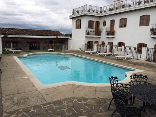 Santo Tomas Hotel: Pool