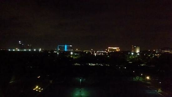 Renaissance Orlando at SeaWorld : View from the fifth floor