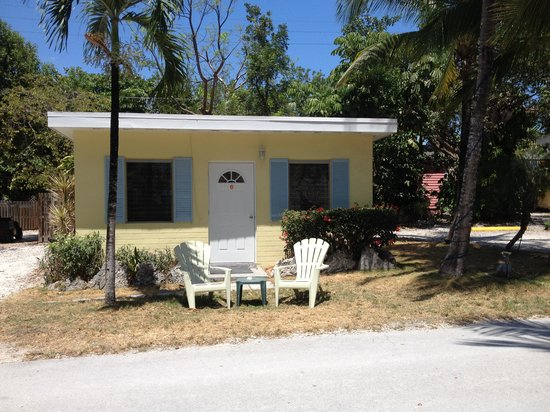 Sunset Cove Beach Resort : Our Cottage