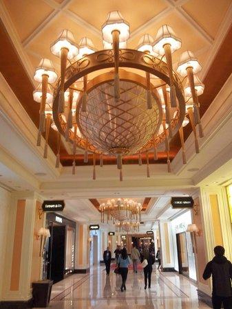 Wynn Macau: Lustre do Wynn