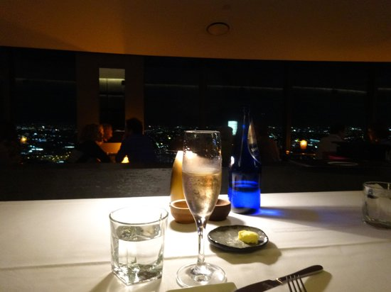 O Bar and Dining: View from the table
