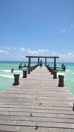 Gran Porto Resort: Take a walk to the right side of Gran Porto's beach for this dock