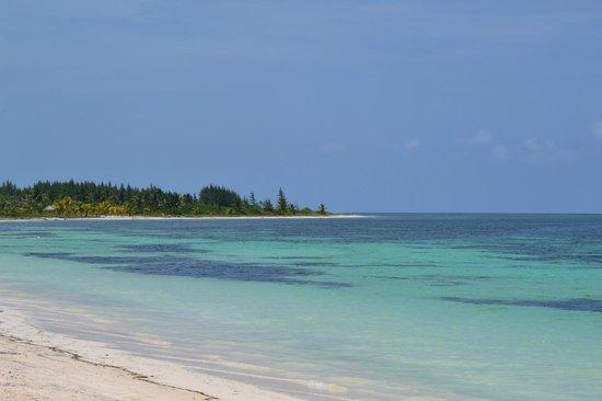 Mayan Beach Garden: Beautiful water