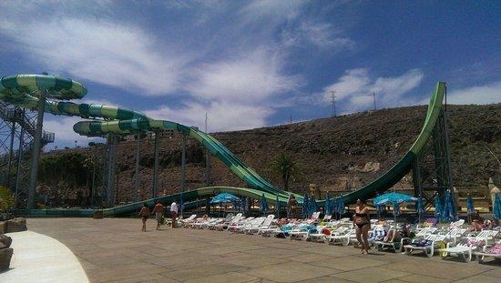 Aqualand: Fantastic new ride